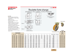 Roulette forte charge